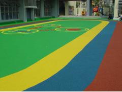 志远·声誉好的epdm塑胶地垫供应商——东西湖幼儿园EPDM地面