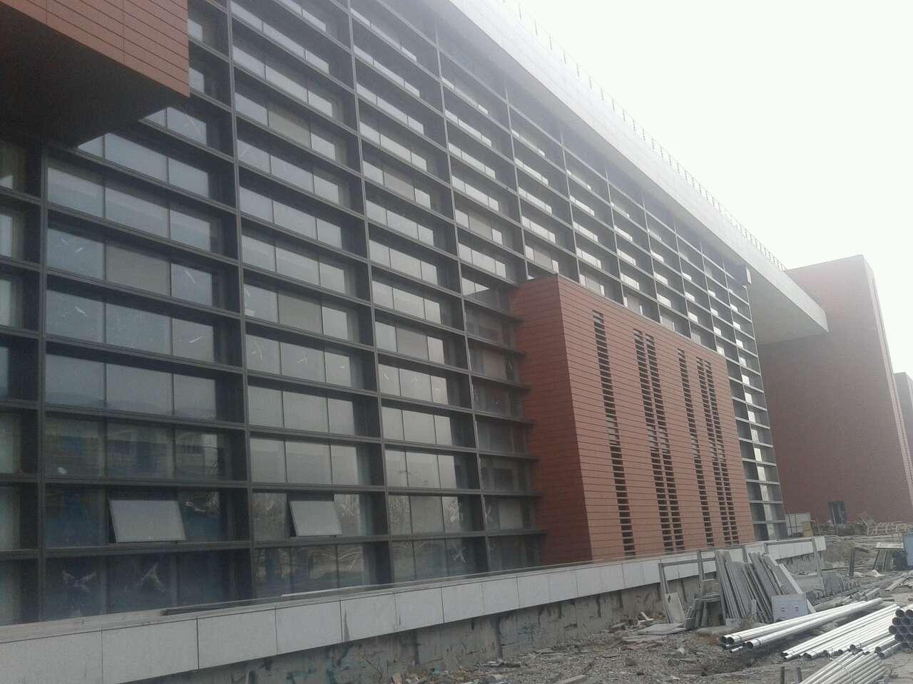 天津幕墙安装 天津市金门之窗幕墙安装有限公司