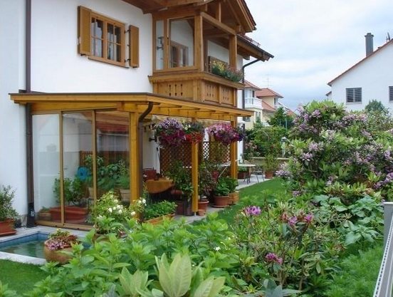 南寧別墅景觀 私家庭院景觀設計