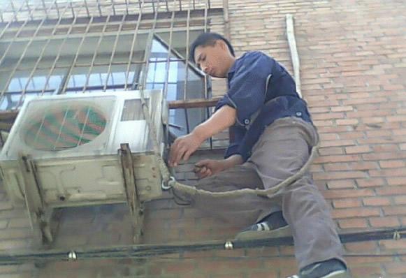 空调拆装接线步骤图解