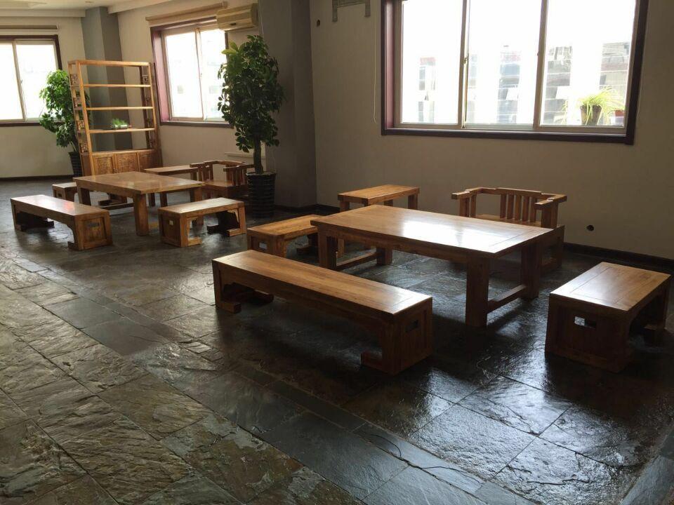重庆双人床:买老榆木会客厅家具认准玉堂春古典家具
