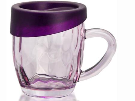 岩石玻璃把杯 价格:5.5-8.5元