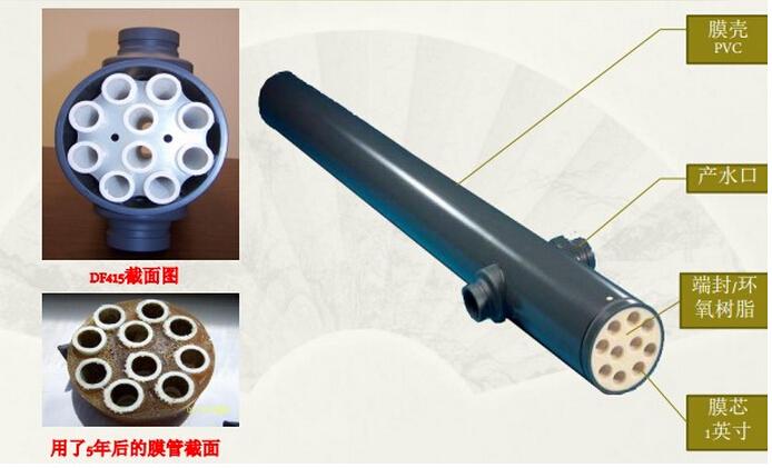 金华DF管式微滤膜 价格适中的DF管式微滤膜在哪买