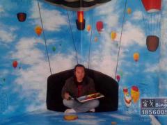 墙体彩绘图片,山东***收藏价值的3D立体画