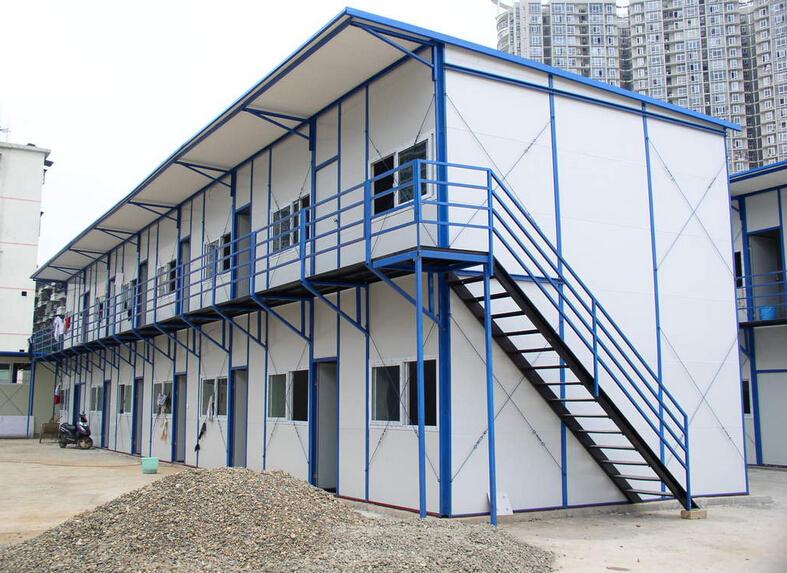 烟台彩钢板房屋搭建  烟台活动房屋供应 烟台活动板房厂家