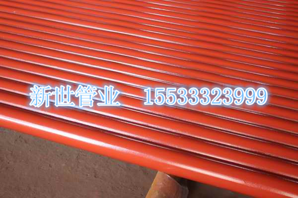 供应生产柔性离心铸铁排水管销售