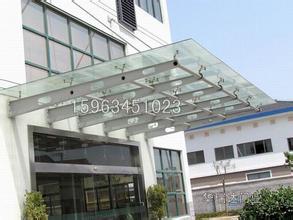 哪里有供应优质玻璃雨棚 高档静音推拉门厂家