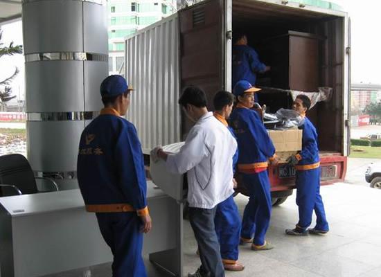 搬家搬厂服务货物运输,口碑好的搬家公司当属广纳百川