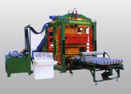 想买质量良好的空心砖机,就来青建机械_山东建筑工程机械