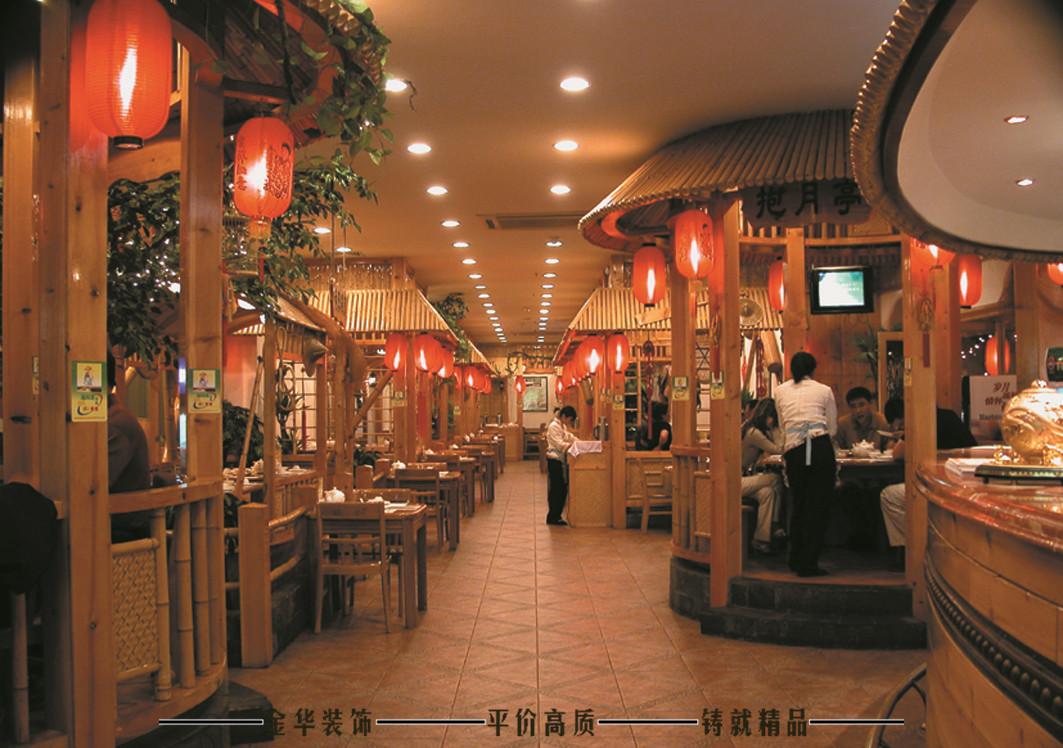 传统火锅店装修,时尚小火锅店装修,自助火锅店装修