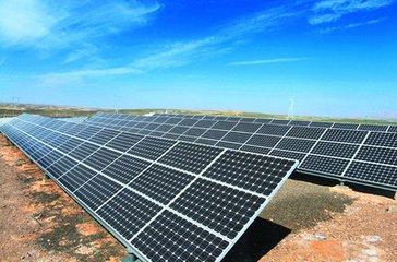 太阳能发电系统 离并光伏发电机组