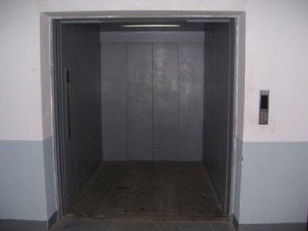 老式四层人货梯电路图