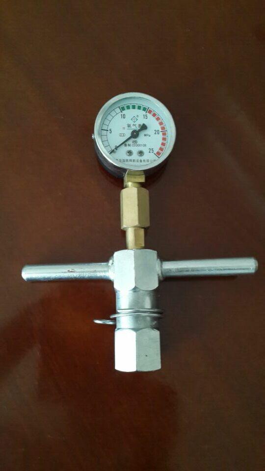 专业气瓶测压表