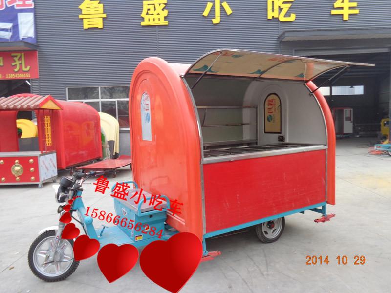 魯盛廚房設備提供好的小吃車-多功能小吃車價格