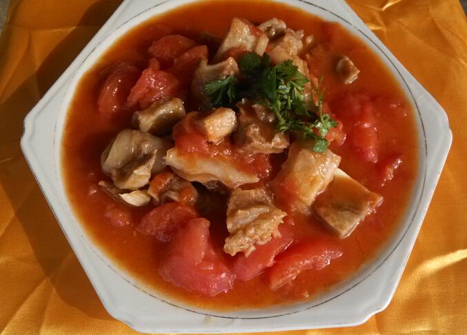 番茄牛腩/加热即食