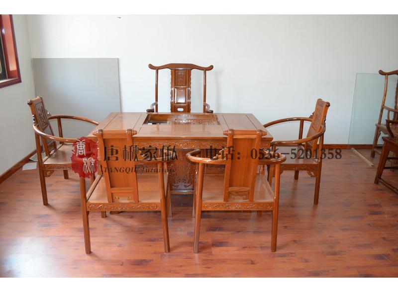 楸木茶桌价格-潍坊哪里有供应物超所值的楸木茶桌
