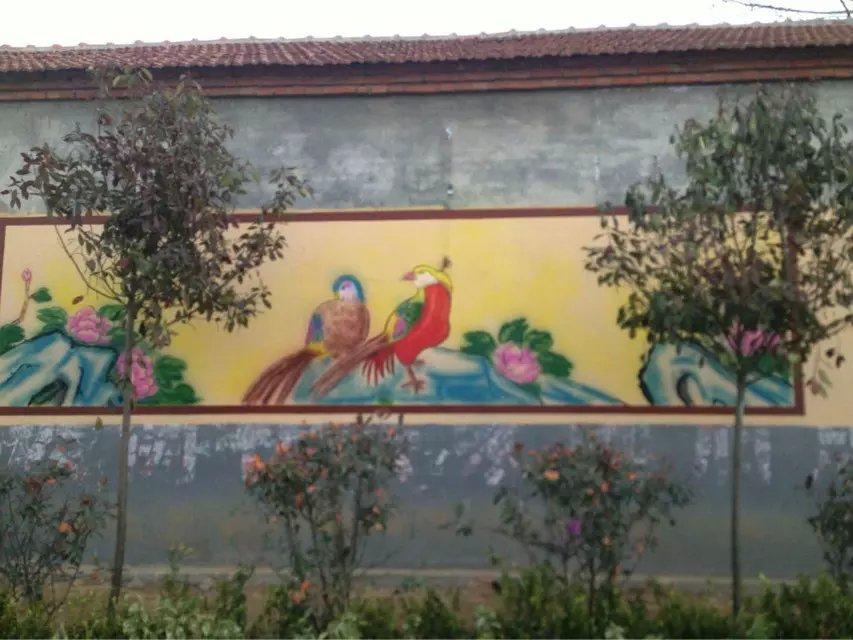 城市文化墙彩绘