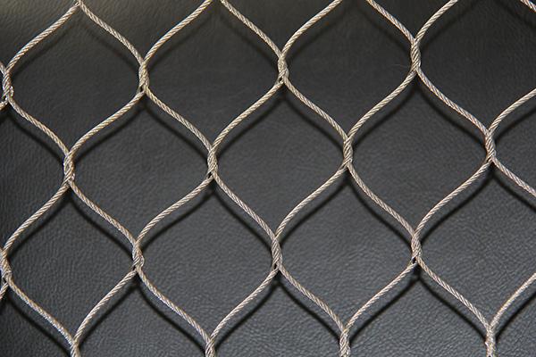 方格绳网编织方法图解