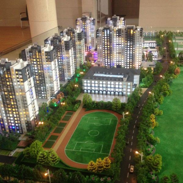 烟台房产模型 烟台房产模型设计 烟台房产模型制作