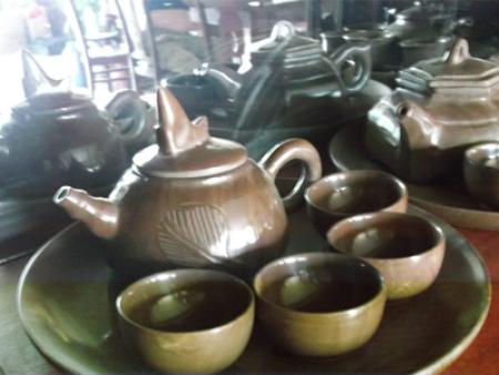 木鱼石茶具  280-680元