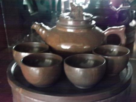 木鱼石茶具套装 价格:360-980元