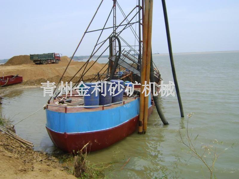 青州抽沙船价格