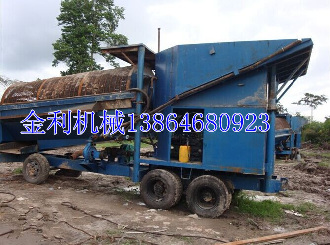 潍坊淘金设备生产厂家