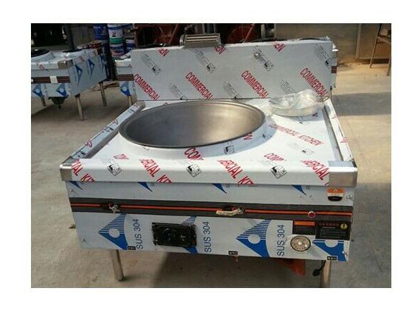 油氣兩用大鍋灶
