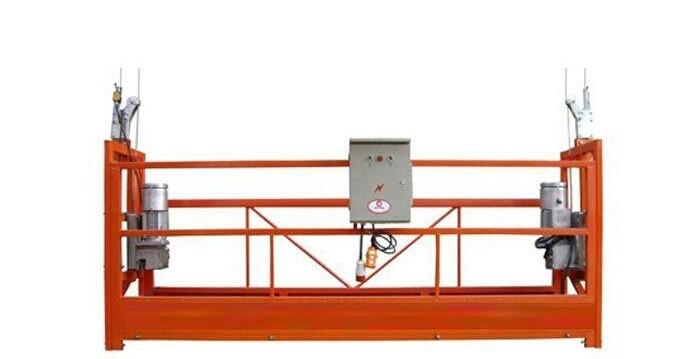 厦门zlp630型单层钢结构吊篮|厦门钢结构吊篮 宸宇欣