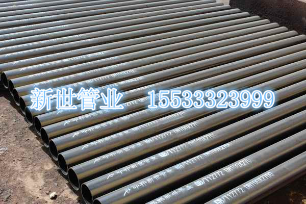 批发静电喷涂铸铁管大量加工生产