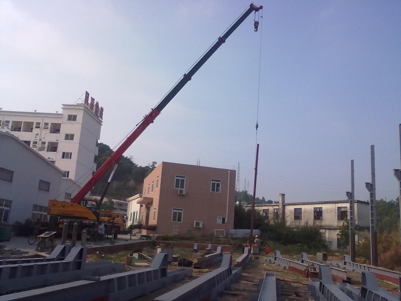 东莞钢结构安装工程 罗生13829254192