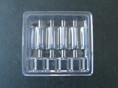 东莞恒利达提供优质白色PET吸塑盒