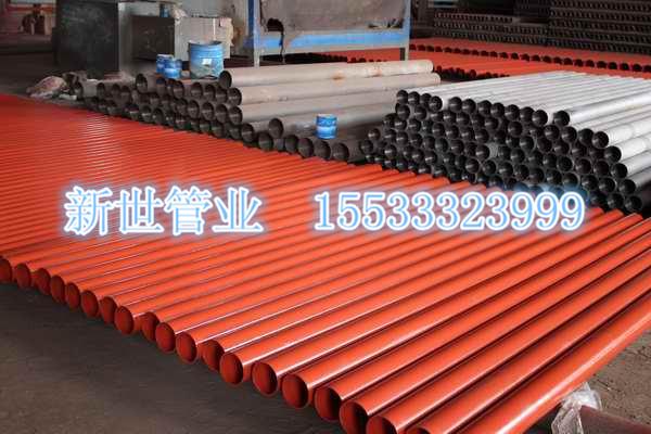 柔性铸铁管厂家火热供应中