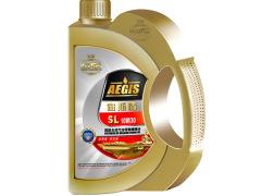 武汉汽机油——供应山东热销宙斯盾超级合成型汽机油SL 5W40