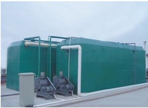 好的地埋式一体化污水处理设备在哪买  山东地埋式一体化污水处理设备