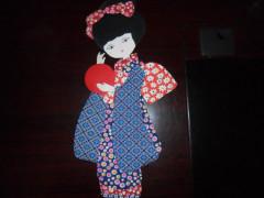 专业的布艺粘贴提供商—朝阳工艺品:济南布艺贴画