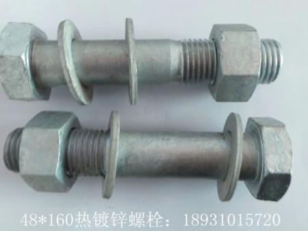 8.8级热镀锌外六角螺栓