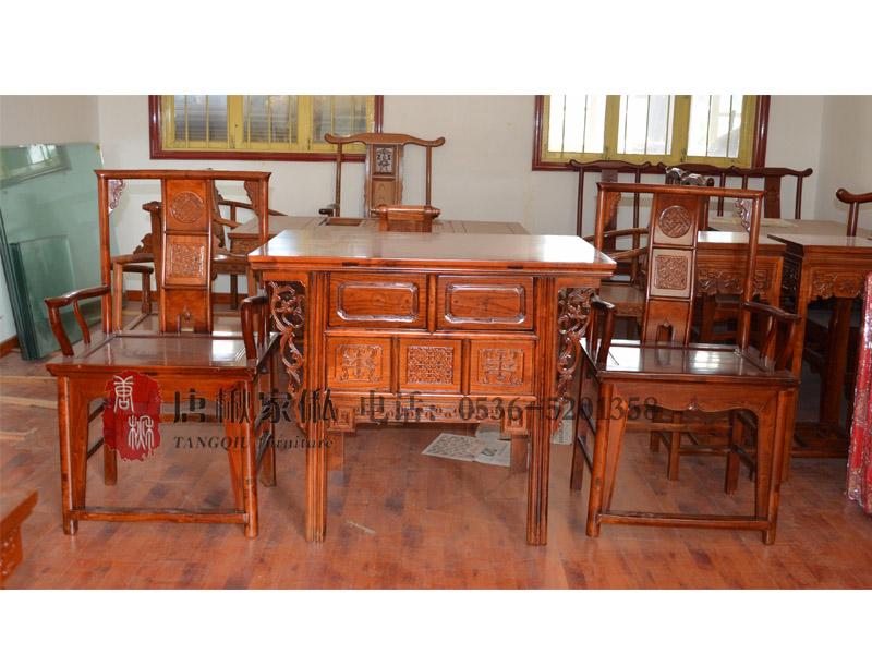 济宁楸木家具|供应晶雅木业品质有保障的楸木家具