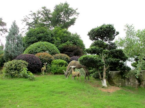 广西园林景观工程 园林小品制作