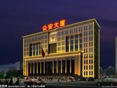 楼体亮化优选尚卓广告:滨州楼体亮化设计