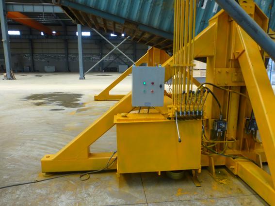 集装箱灌装机