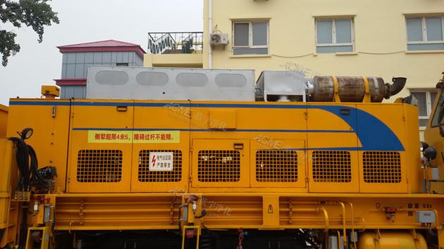 鐵路養護尾氣淨化設備專業廠家 劃算的鐵路養護設備的尾氣淨化