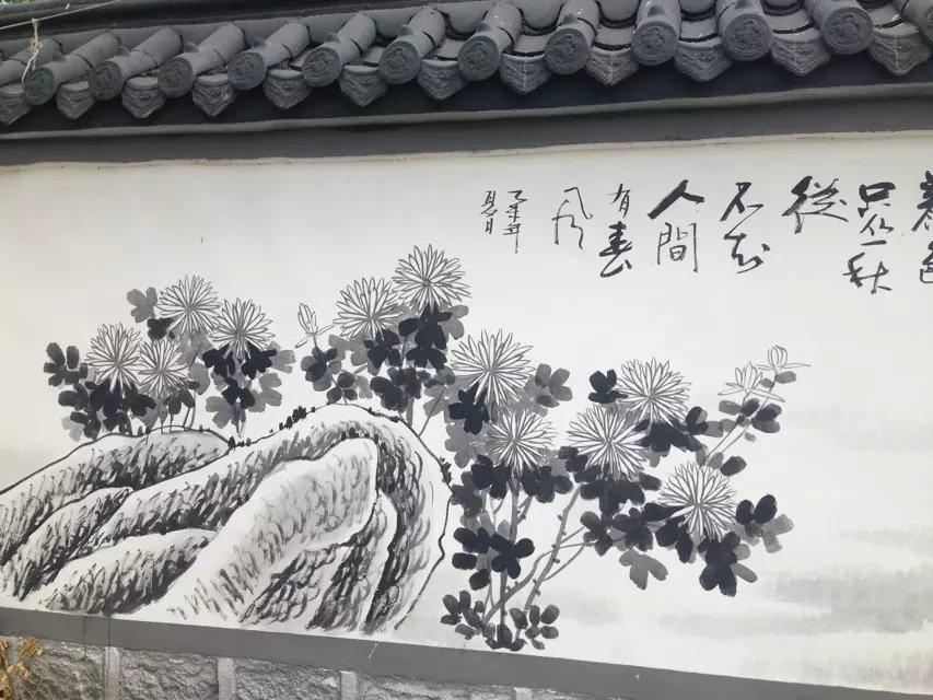 济宁手绘墙
