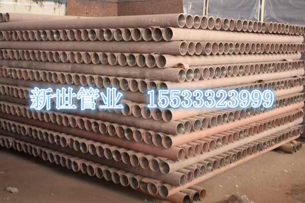 優質W型柔性鑄鐵排水管供應,河北W型柔性鑄鐵管