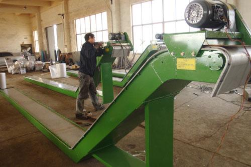 烟台磁性排屑机 烟台磁性排屑机生产厂家