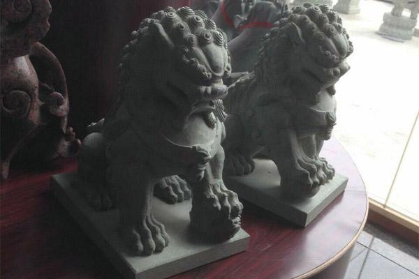 福建石狮子雕刻专业的厂家定制-一流的做工【建新石雕】