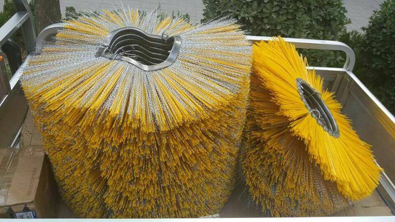 山东品质好的凯斯刷子——清扫车刷子厂家