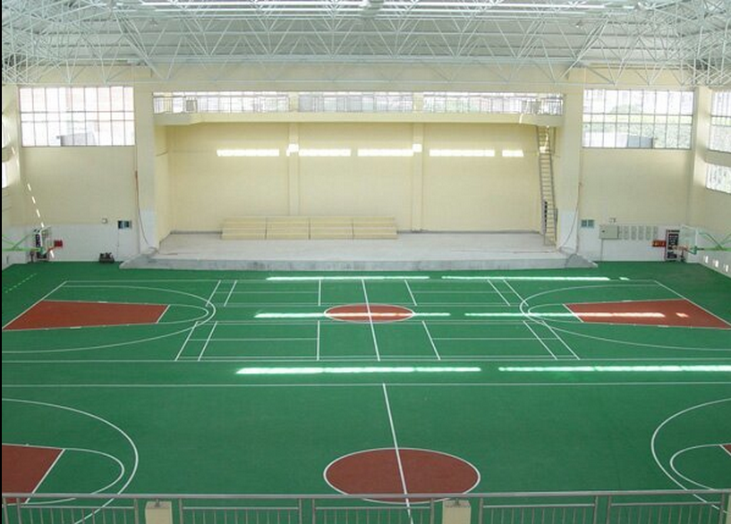 南宁硅PU塑胶球场工程 【荐】专业的南宁硅PU塑胶球场工程