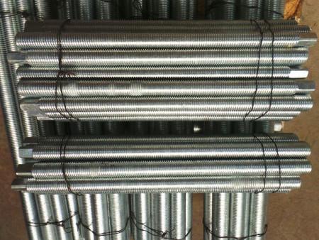 12.9级高强度镀锌丝杠厂家供应