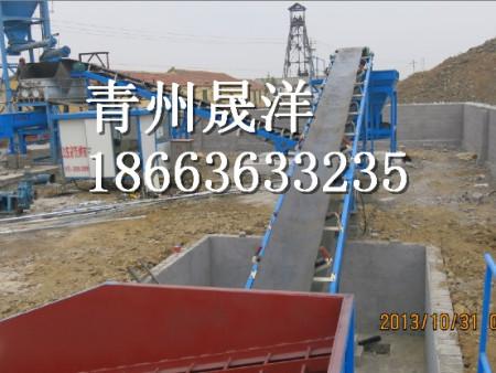 泵送式煤礦礦井充填站